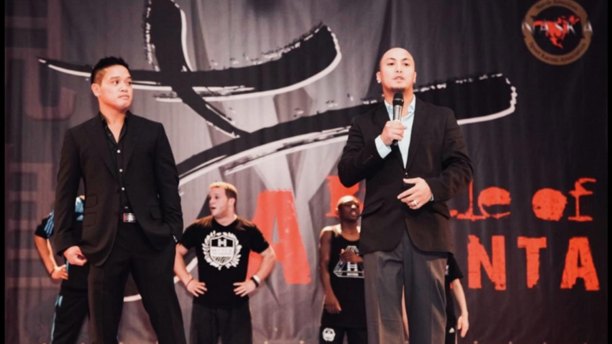 The Sport Karate Kid: BLACK BELTS MATTER