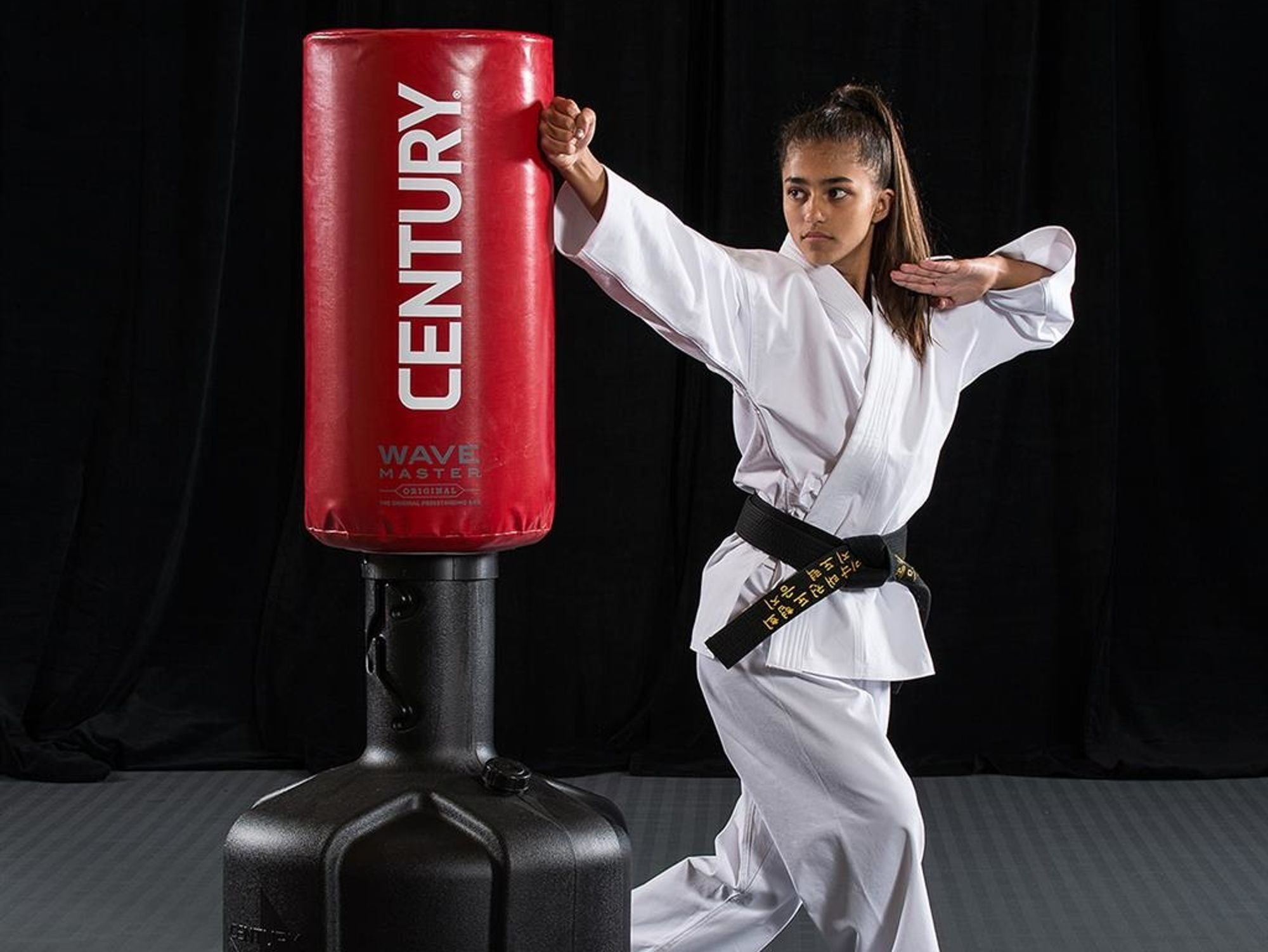 Red Wave Master from Century Martial Arts
