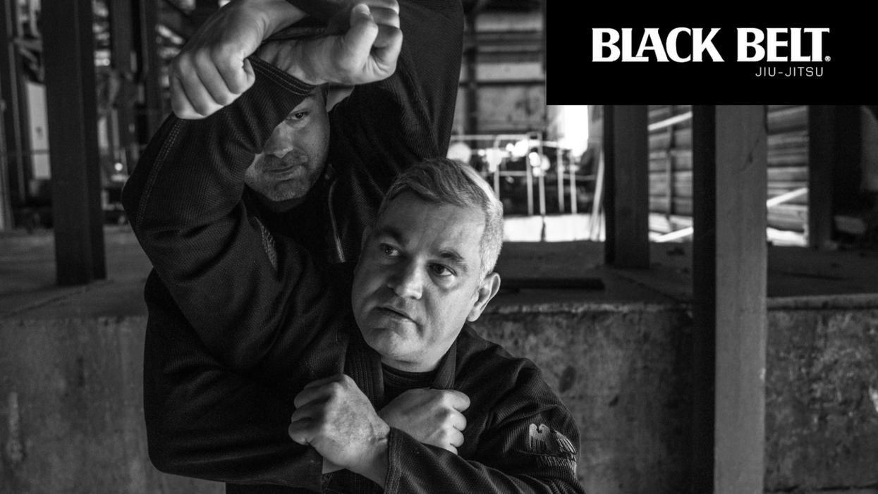 Black Belt Jiu Jitsu