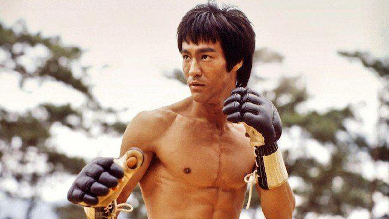 Bruce Lee martial arts