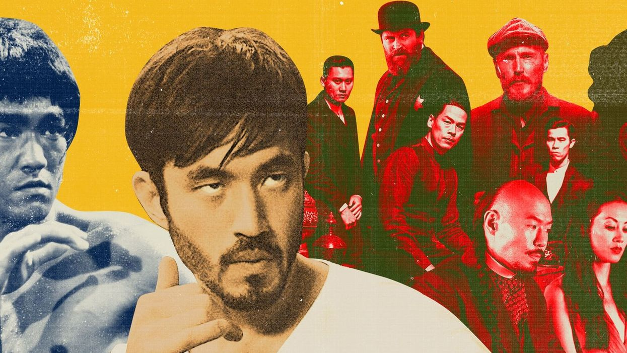 Bruce Lee Warrior Season 2