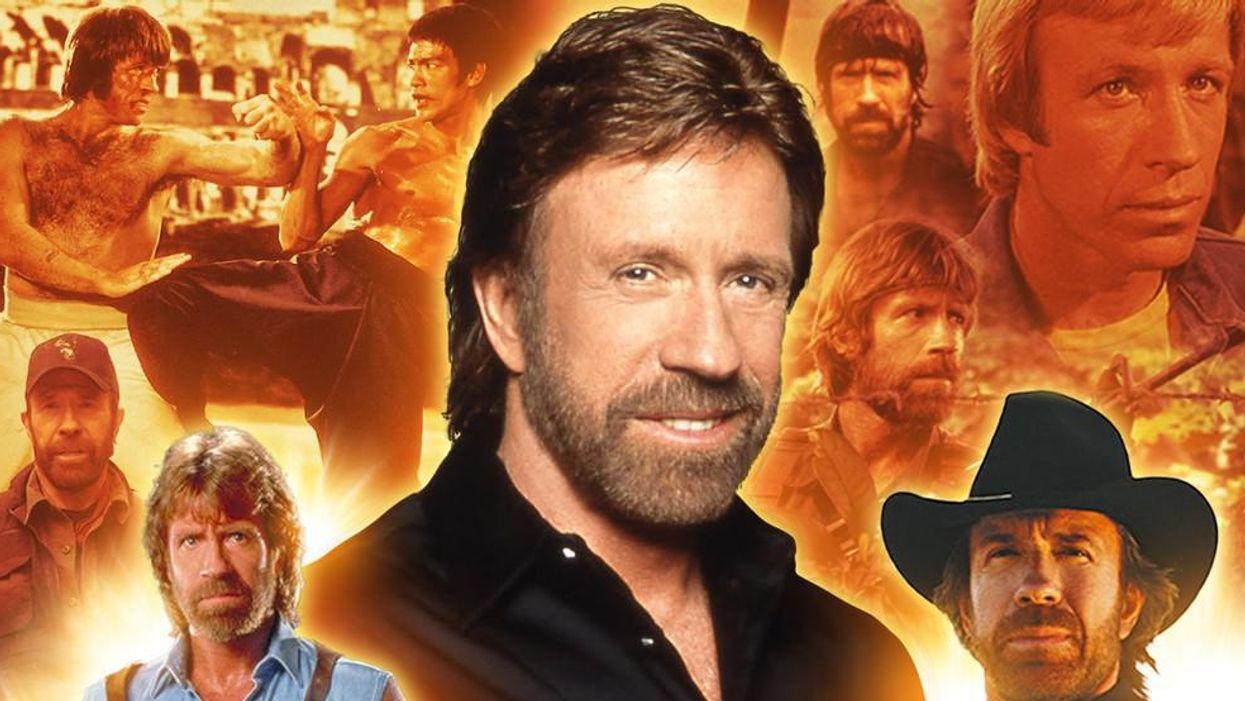 Chuck Norris Movies
