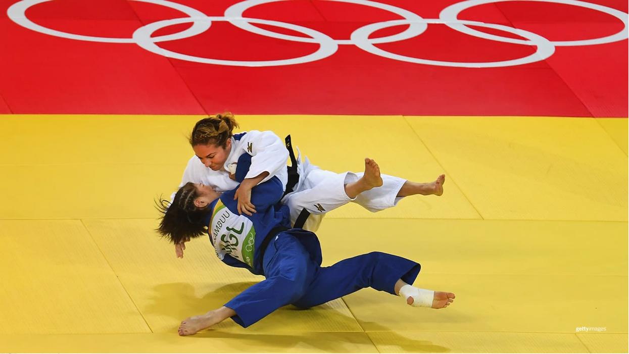 Delgado Olympic Judo
