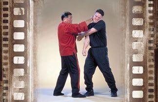 Richard Bustillo's JKD Techniques: The Hammerfist Combo