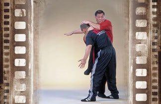 Richard Bustillo's JKD Techniques: Clinch Counter