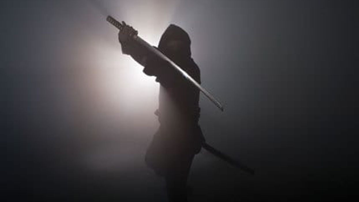 Way of the Ninja: Strategies for a Better Life Today