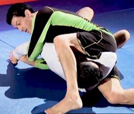 How to Do a Shoulder Lock From Inside the Closed Guard | Jean Jacques Machado Shows You an MMA Technique From His New Grappling DVDs!