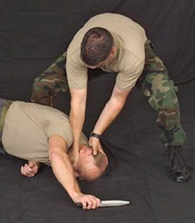 6 Edged-Weapon Techniques to Save Your Life: Part 1