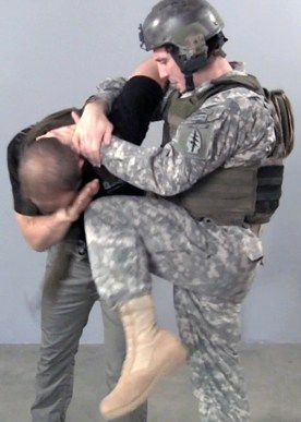 Tim Kennedy Shows You H2HC Self-Defense Moves Based on His MACP Combatives, SOCP Combatives and Army Rangers Training