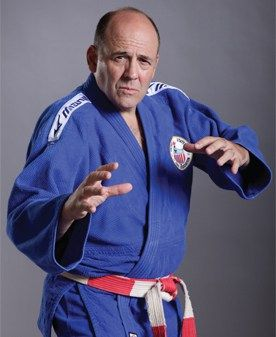 Gary Goltz Demonstrates a Hybridized Judo-Aikido Self-Defense Kata