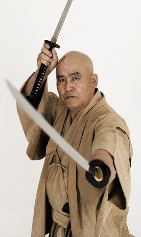 Samurai Training: Toshishiro Obata and the Five Rings of Shinkendo Japanese Swordsmanship