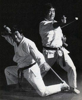 Karate Weapons: Fumio Demura Outlines the History of (and the Karate Techniques Possible With) the Tonfa