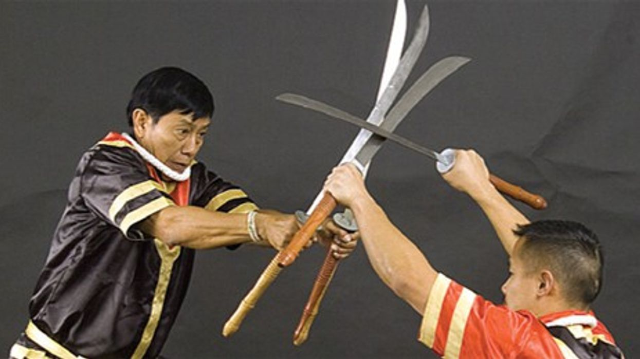 Muay Boran and Krabi Krabong Videos Show Two of Thailand's Martial Arts in Action!