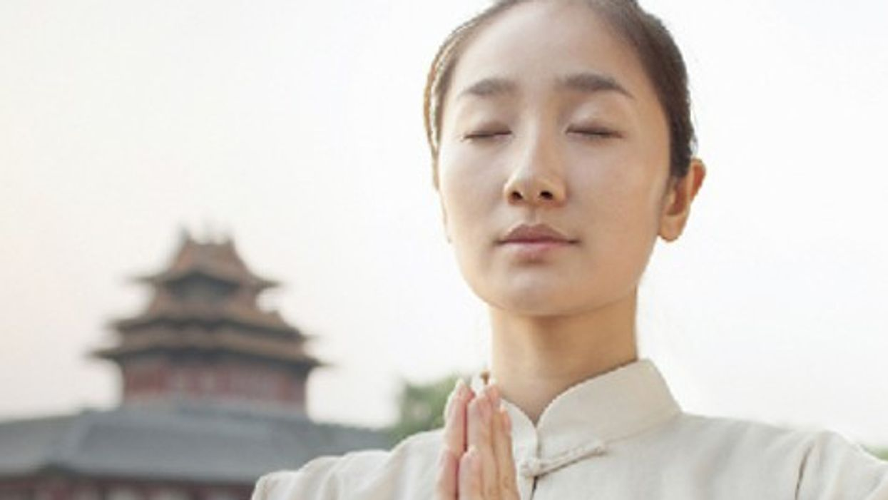 Meditation Benefits: How Meditation Techniques Can Help Increase Martial Power Through Stress Reduction