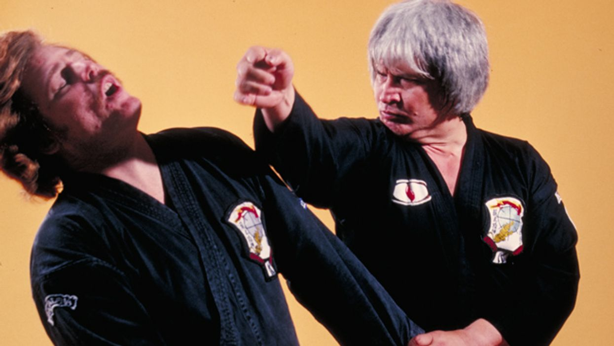 Kenpo Legend Ed Parker on the Secrets of Speed