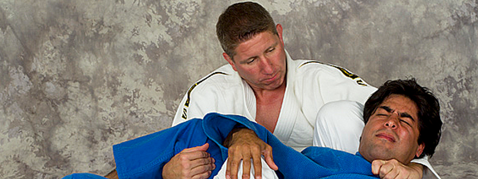 Learn Effective Judo Strategies for Competition and Self-Defense from Olympic Medalist Mike Swain 1