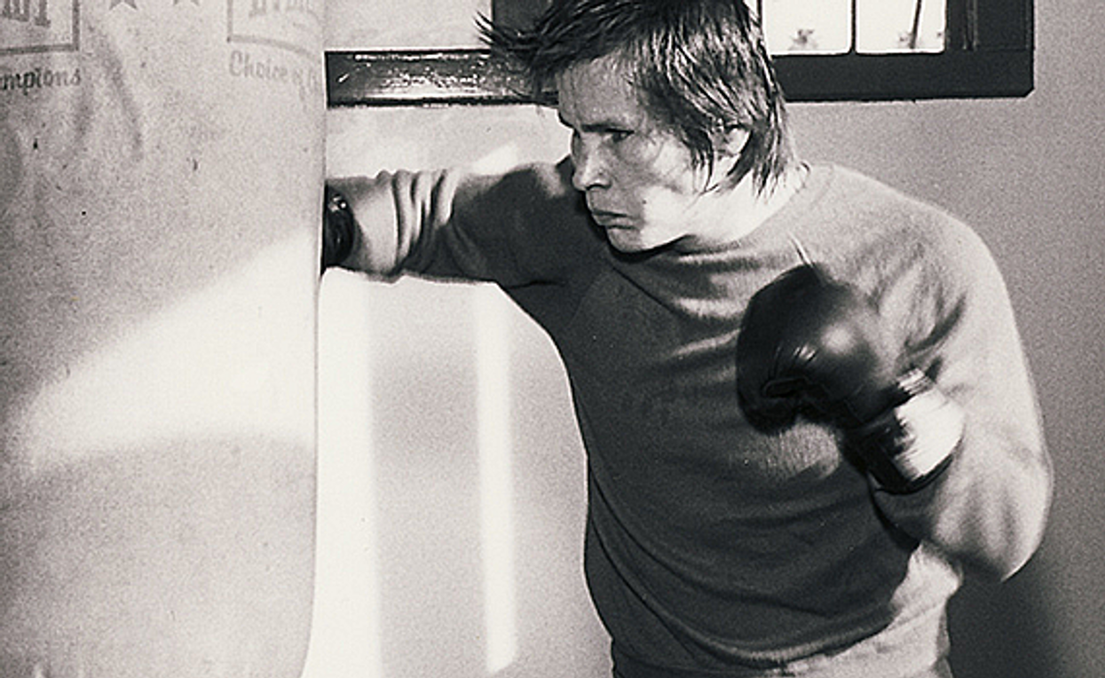 Learn How to Fight Different-Size Opponents from Benny The Jet Urquidez!