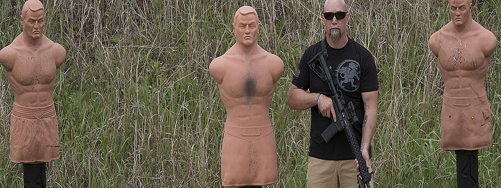 """Mike Seeklander of the show """"The Best Defense"""" discusses tactical self defense everyone should know"""