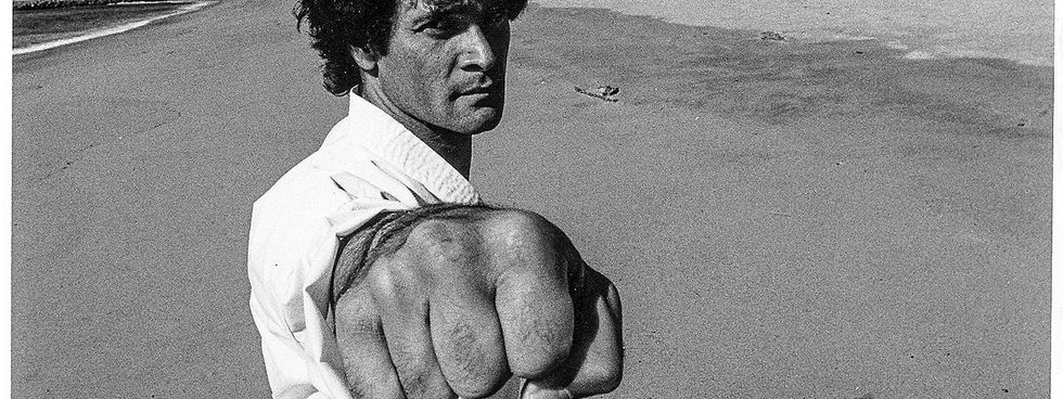 Stone on Combat: Collected Quotes From Karate Legend Mike Stone