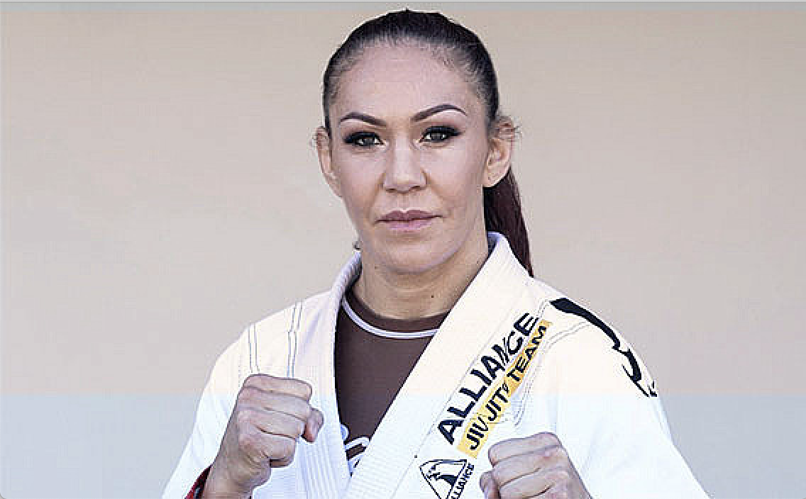 CRIS CYBORG EARLY DAYS OF AN MMA CHAMPION