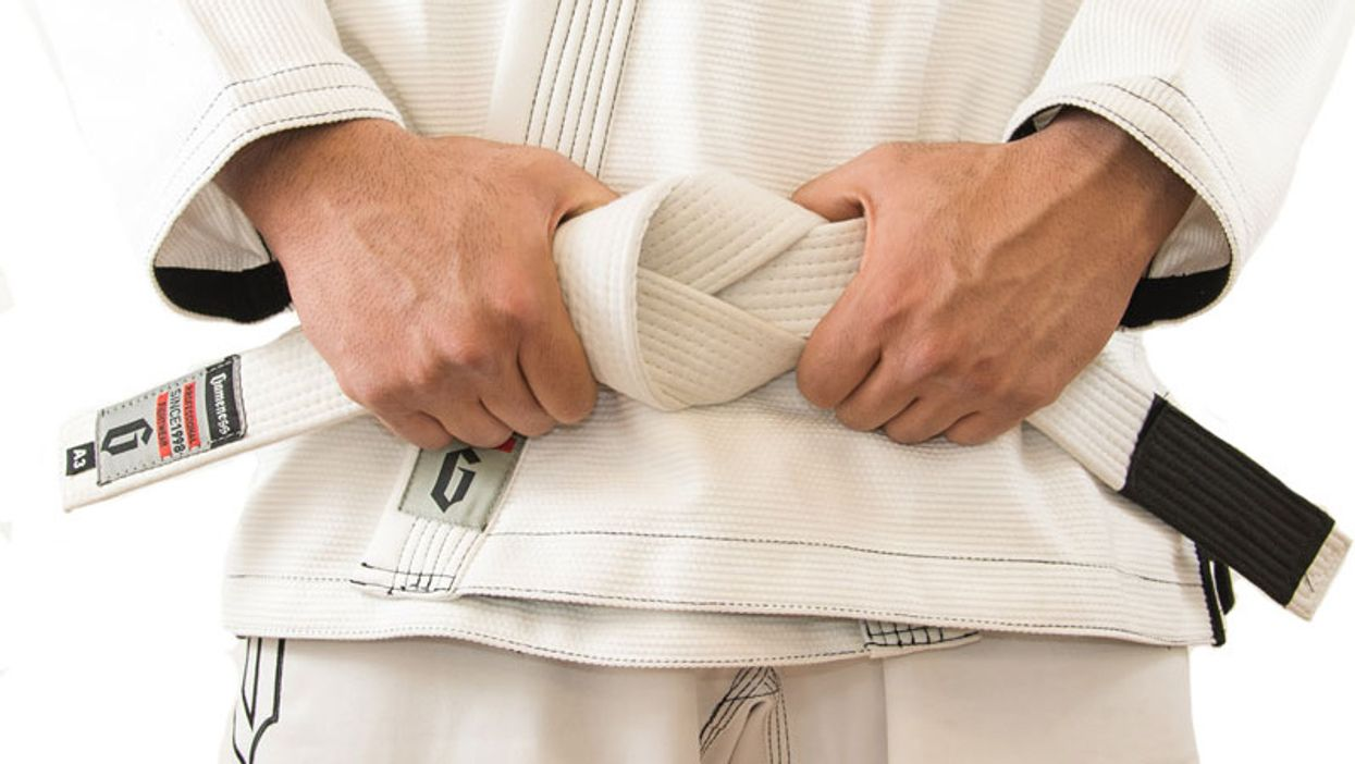 White Belt Over and Over Again