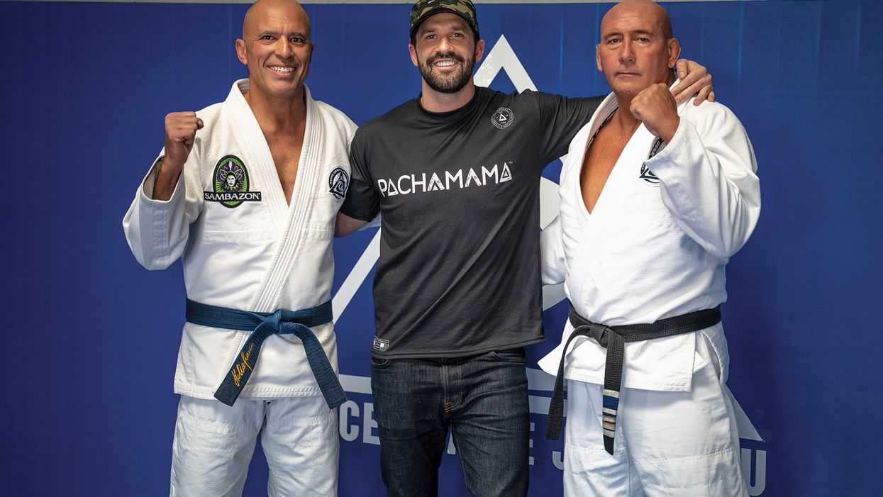 CBD in the Martial Arts World with Pachamama and Royce Gracie