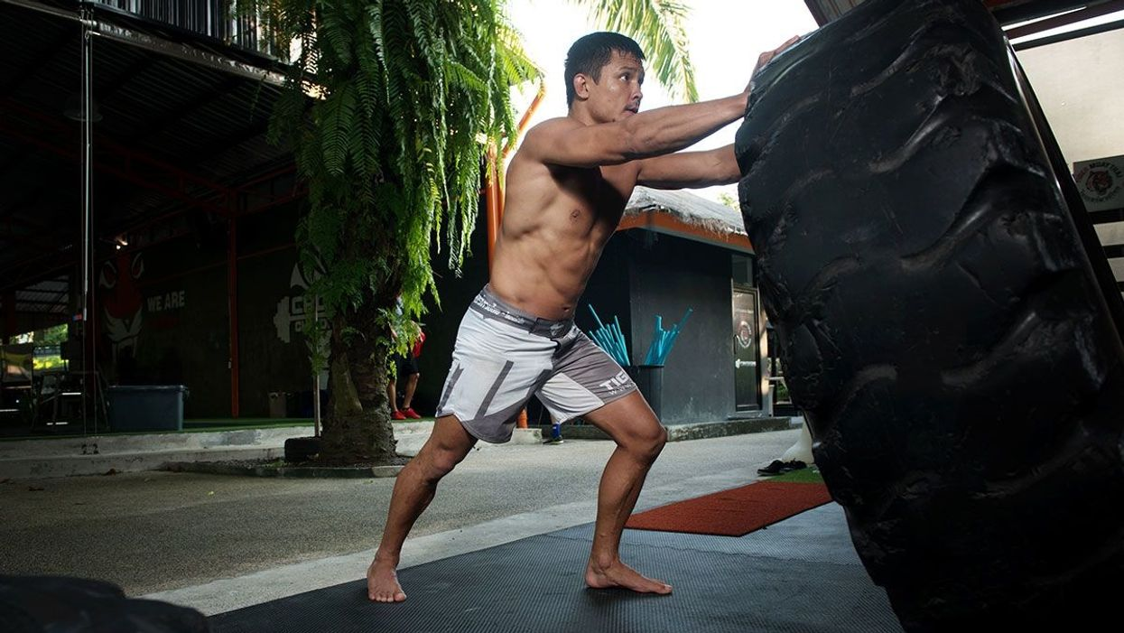 3 Tips for Outdoor Martial Arts Training