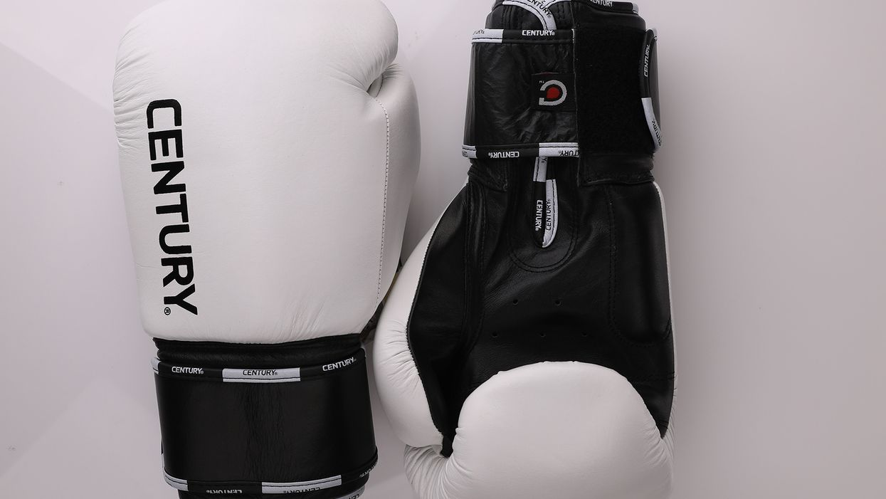 Creed Heavy Bag Gloves from Century Martial Arts - Product Review