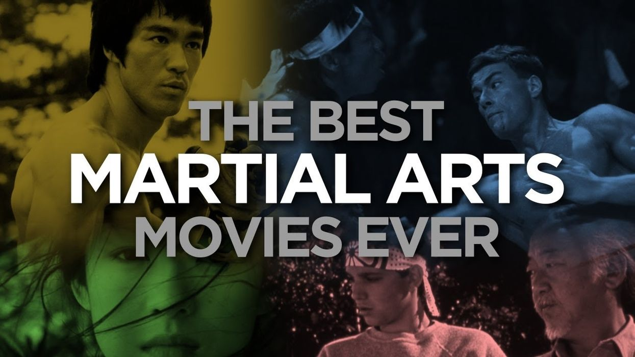 Top 20 Martial Arts Films of All Time
