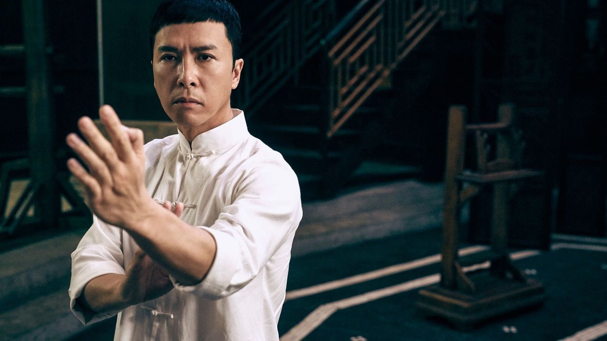 The Martial Artist Who Brought a Wing Chun Legend to Life in the Ip Man Movies