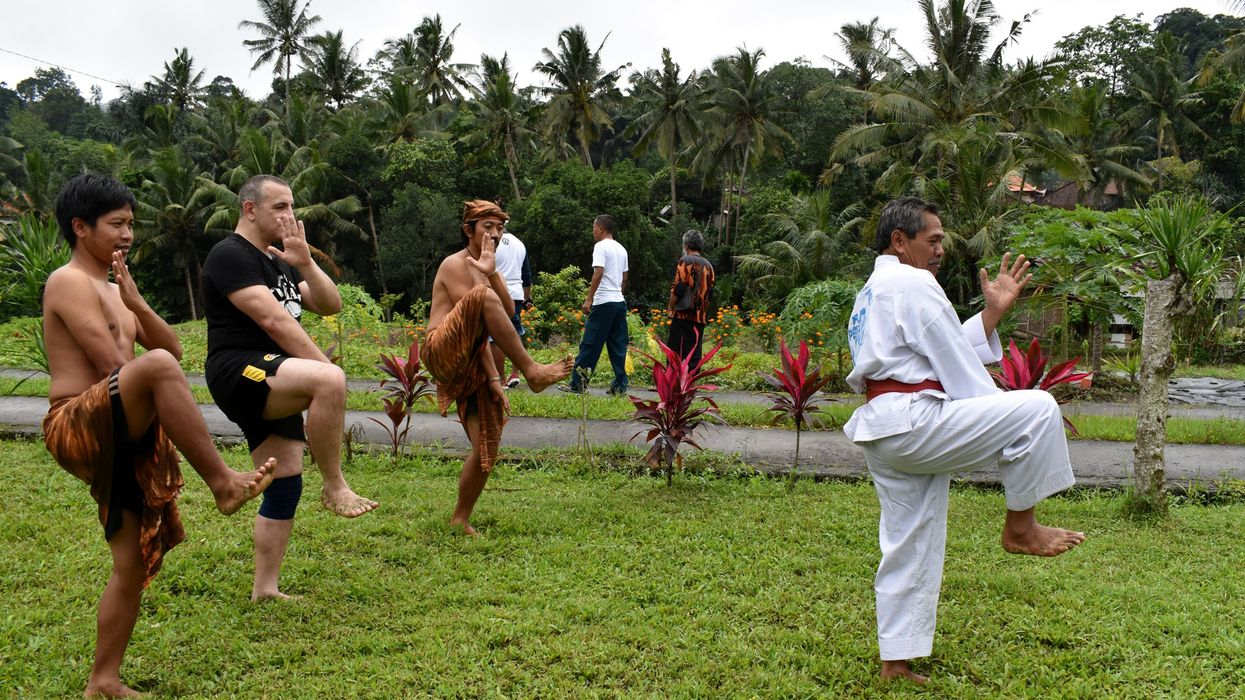 Silat: Indonesia and Malaysia's Deadly Martial Art
