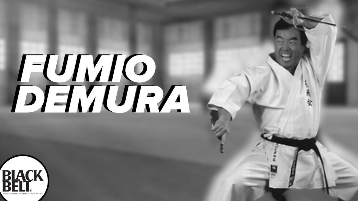 Who Is the Best Karate Practitioner in the World?