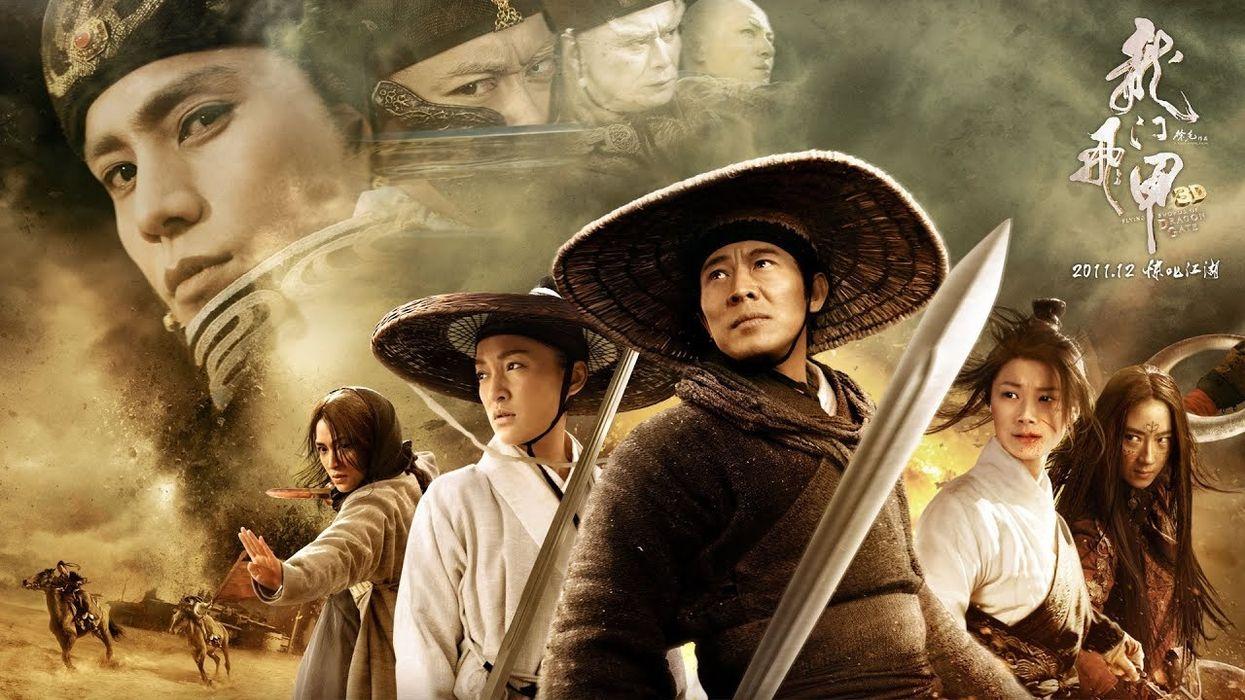 Jet Li's Flying Swords of Dragon Gate — the Best 3-D Film Ever Made!