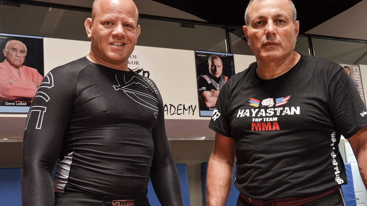 Jack-of-All-Trades in the Grappling World