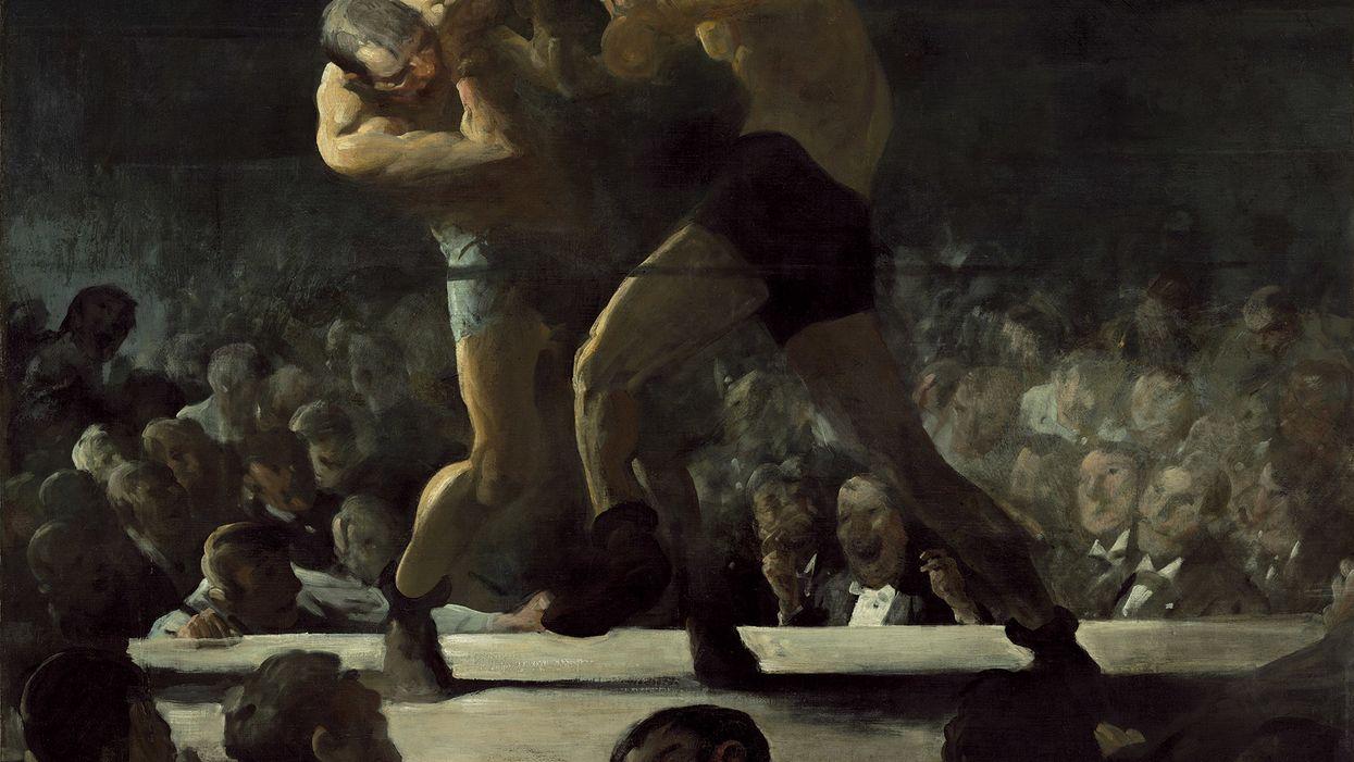 The Brutal Origins of Pit Fighting