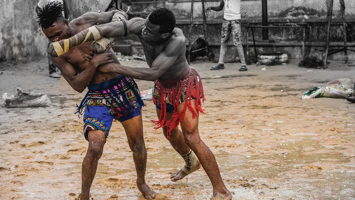 African Warriors Fighting Championship