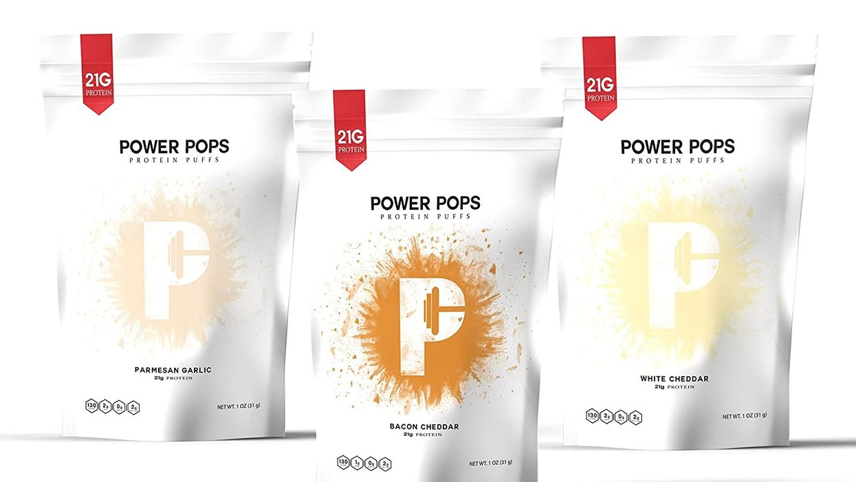 Power Pops Protein Puffs - Product Review