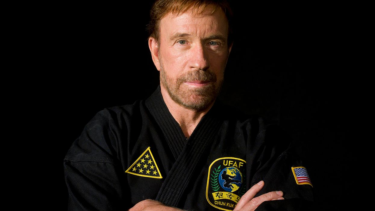Chuck Norris Throwback: How to Choose A Martial Arts School
