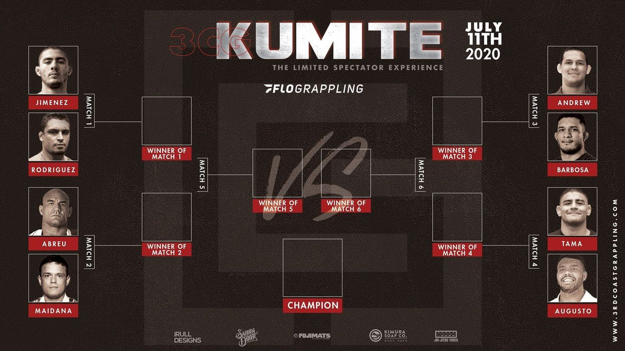 Kumite IV Line Up