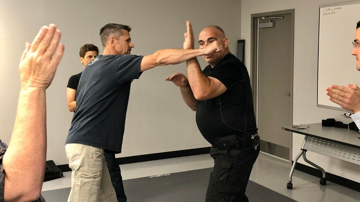 New Jersey Looks to Increase Police Self Defense Training
