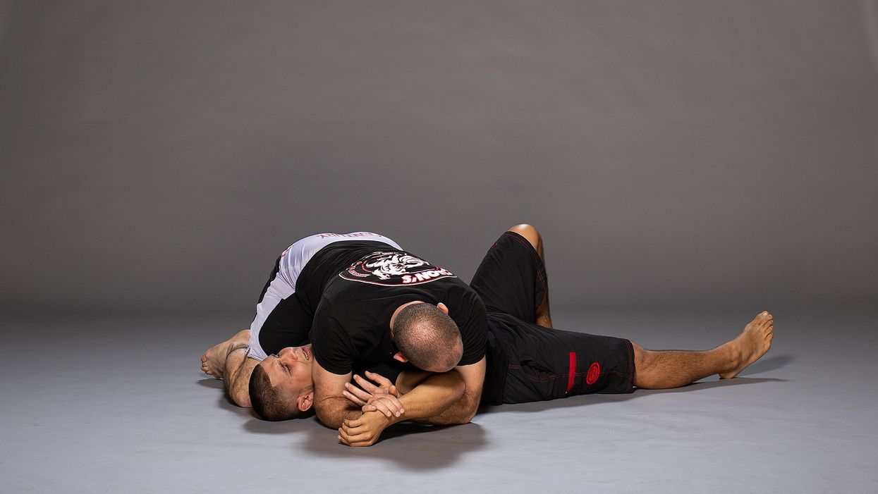 Counter-Grappling and Specious Advice