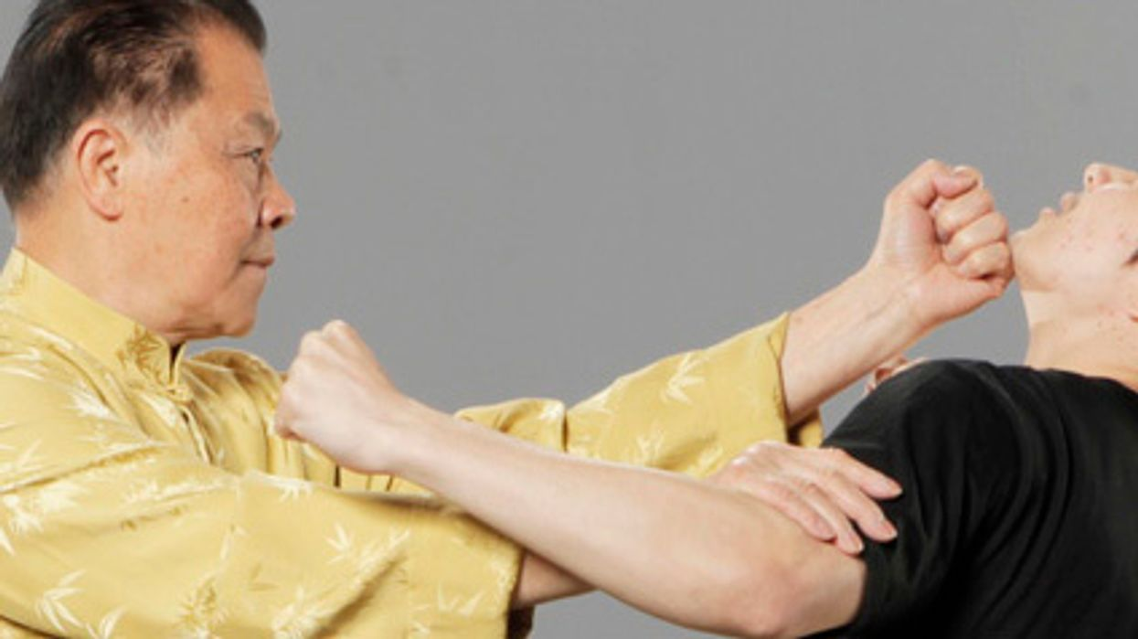 William Cheung: Hong Kong Bullies, Wing Chun Kung Fu and Bruce Lee