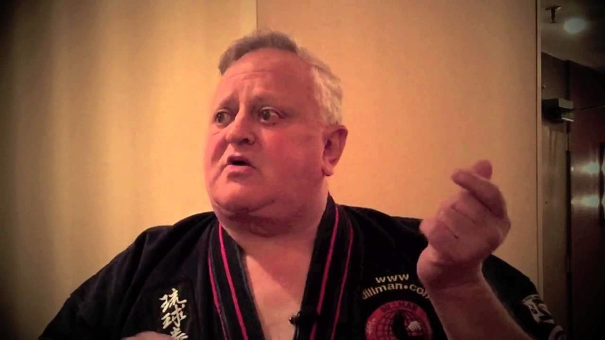 George Dillman: The Controversial Karate Master Who Popularized Pressure Points