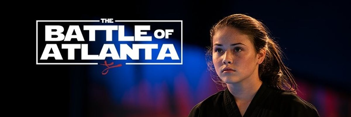 Battle of Atlanta - Rebecca Hammond
