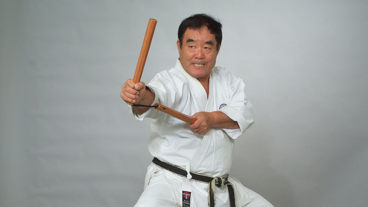 Fumio Demura: A Look at the Career of the Karate and Kobudo Icon
