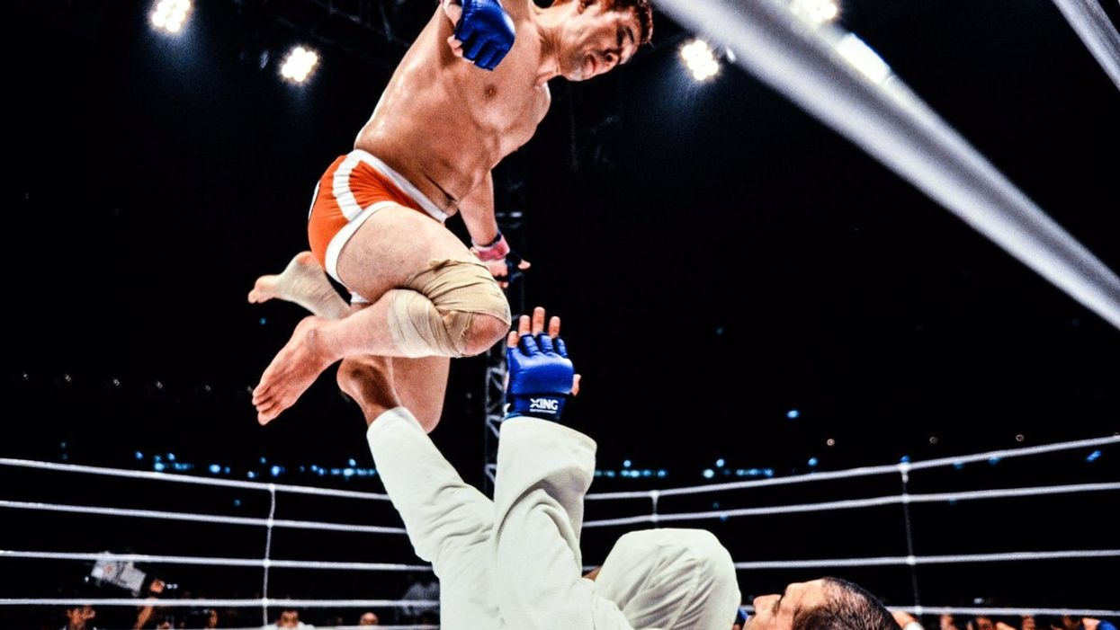 Sakuraba vs Gracie