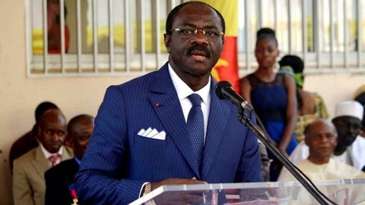 Cameroon Karate Federation President