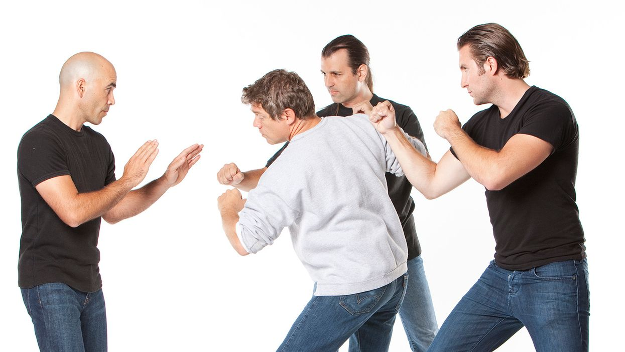 9 Wing Chun Kung Fu Strategies for Defeating Multiple Attackers