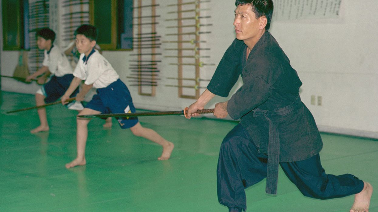 Ancient Korean Swords and Sword Arts (Part 1)