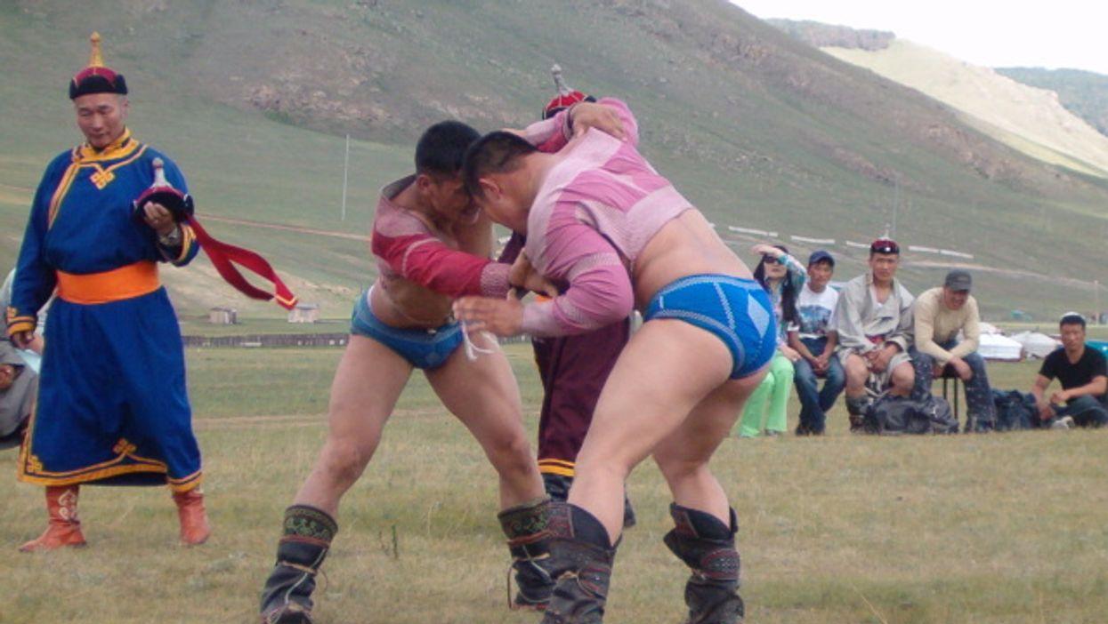 Mongolian Martial Arts